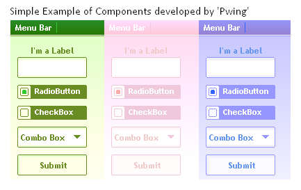 Pwing Example